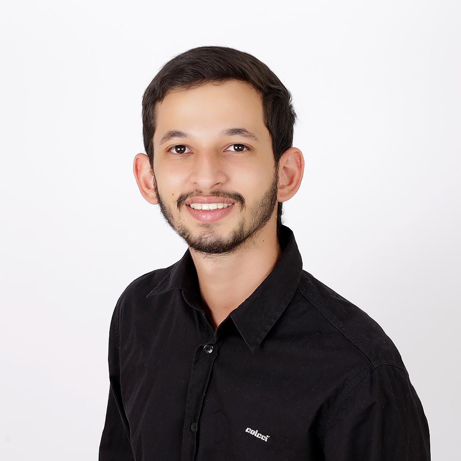 Felipe Bringel de Oliveira, vereador eleito com 465 votos.